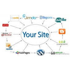 2000 SEO backlinks with full report *help your website rank higher in search engines*