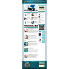 Established Clickbank Affiliate Blog Website-Affiliate Marketing Niche