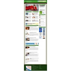 Established Clickbank Affiliate Blog Website-Chiropractic Care Niche