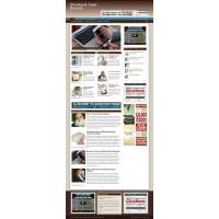 Established Clickbank Affiliate Blog Website-Clickbank Marketing Niche