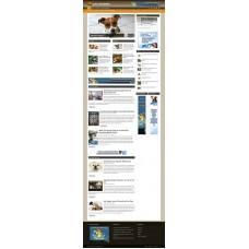 Established Clickbank Affiliate Blog Website-Dog Grooming Niche