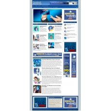 Established Clickbank Affiliate Blog Website-Facebook Marketing Niche