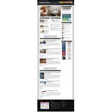 Established Clickbank Affiliate Blog Website-Personal Finance Niche