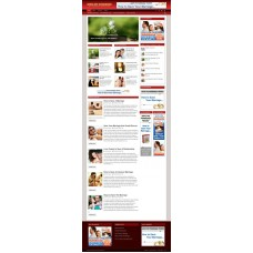Established Clickbank Affiliate Blog Website-Save Marriage Niche
