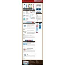 Established Clickbank Affiliate Blog Website-Social Media Marketing Niche