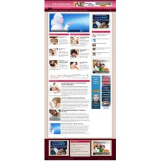 Established Clickbank Affiliate Blog Website-Stop Snoring Niche