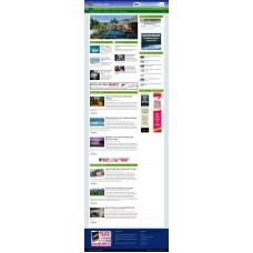 Established Clickbank Affiliate Blog Website-Travel Niche