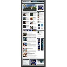 Established Clickbank Affiliate Blog Website-Video Gaming Niche