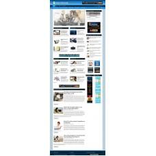 Established Clickbank Affiliate Blog Website-Work From Home Niche
