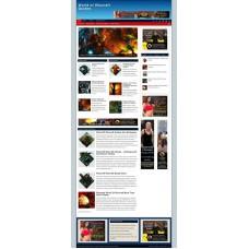 Established Clickbank Affiliate Blog Website-World of Warcraft Niche