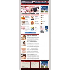 Established Clickbank Affiliate Blog Website-Yeast Infection Niche