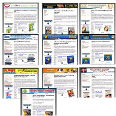 47 Established Adsense Amazom Clickbank WebSites for sale with master resell rights