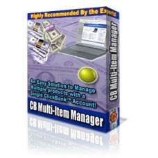 ClickBank Multi-Item Manager