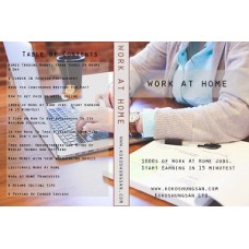 Work at home free ebook with MRR