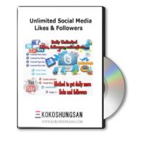 Unlimited Social Media Likes & Followers