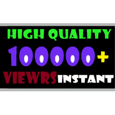 100000 Non Drop high HQ instantly post View