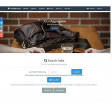 The Best Job search affiliate website for sale