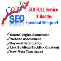 Affordable Cheap SEO ALL in ONE package (3 Months)