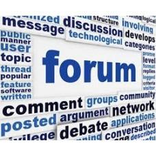 Do 1100 Forum posting backlinks High PR Metrics Backlinks