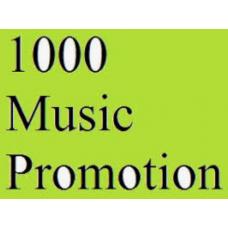 Get 1000 Music Playlist Followers