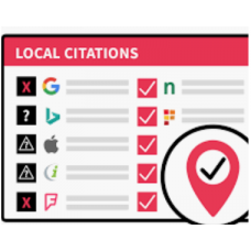 Submit your business details on the 15 TOP US CITATION SITES to boost your google places listing