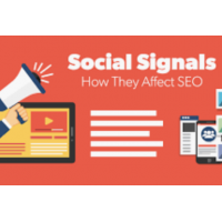 10000 Social signals on any Link