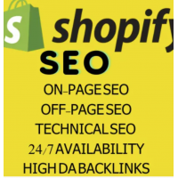 Complete Shopify SEO for higher traffic and ranking