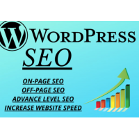 Complete WordPress On-page/Off-page SEO Increase Rank