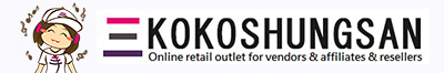 Kokoshungsan Affiliate Network- Online retail outlet for vendors, affiliates, resellers. Dropship, dropshipping, wholesale